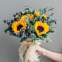 บริการจัดดอกไม้